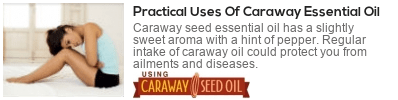 benefits of caraway  essential oil