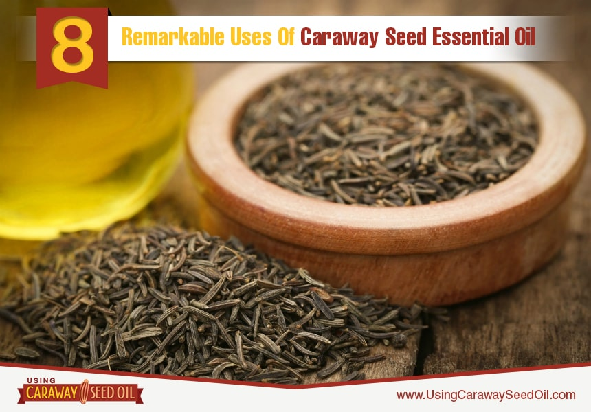 caraway essential oil for the arthritis