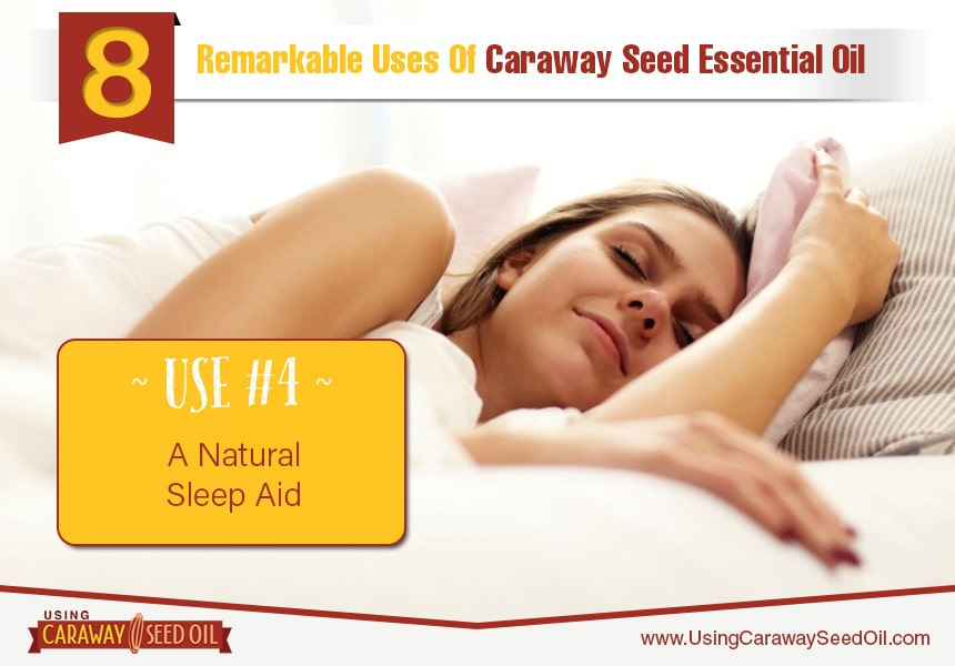 how to use caraway essential oil