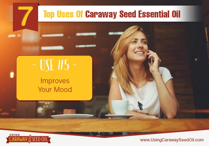 caraway  essential oil uses